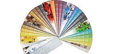 Vzorník barev - Baumit Life