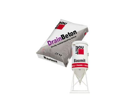 Baumit DrainBeton / Baumit Drenážní beton
