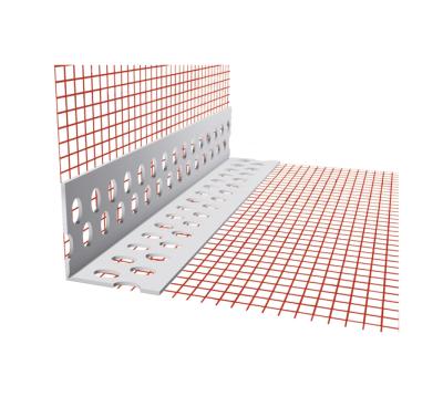 Rohový profil ETICS POPULAR PVC se síťovinou
