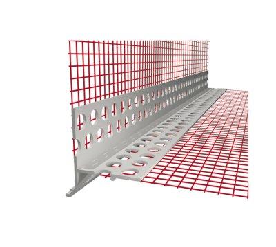 Okapnička ETICS PVC se síťovinou