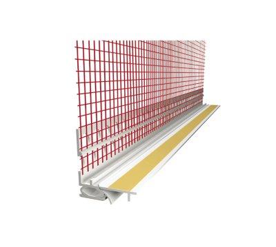 Okenní a dveřní připojovací profil ETICS - Plus