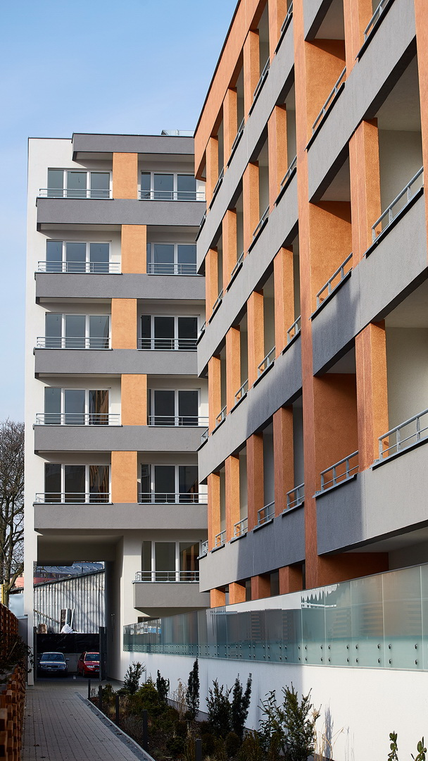 Residence Vrsovice - Residence Vrsovice