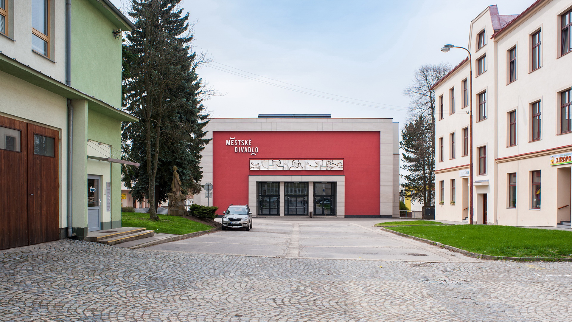 Theatre Zdar nad Sazavou - Theatre Zdar nad Sazavou