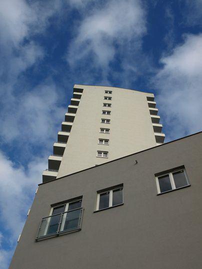 Cztery wieże, Wieża A