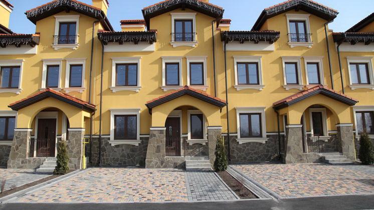 """Коттеджний комплекс """"Італійський квартал"""""""