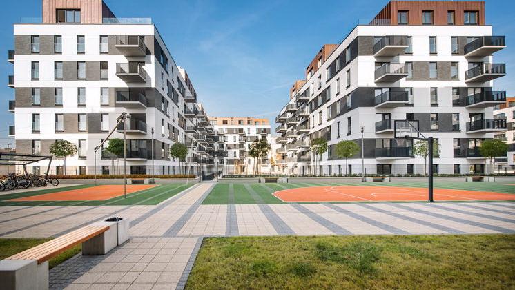 Zespół budynków mieszkalnych wielorodzinnych OSIEDLE FI
